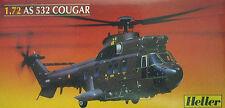 Heller 1/72 AS 532 COUGAR, Plastic model kit #80365