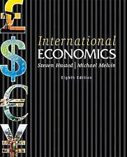 International Economics by Michael Melvin and Steven Husted (2009, Hardcover)