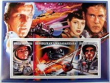 MADAGASCAR BLADE RUNNER STAMPS SHEET SCIENCE FICTION SCI-FI STAR WARS