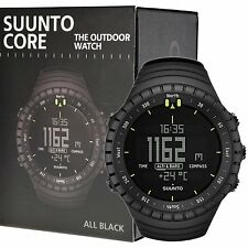 Suunto Core All Black Military Outdoor Classic Sports Watch SS014279010 army