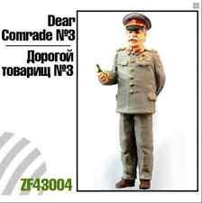 """DEAR COMRADE, Â""""–3 (STALIN) 1/43 ZEBRANO F43004"""