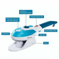 Secura Turbo Blast 2-in-1 Fabric Garment Steamer and Clothes Steam Iron (3Year)