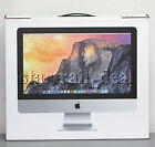 "NEW Apple iMac All-in-One 21.5"" Desktop Core i5 2.7GHz - 3.2GHz 8G RAM 1TB HDD"