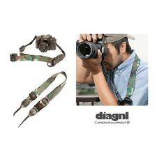 Adjustable Universal Japan diagnl Ninja Camera Strap Camo fr DSLR Quick Release