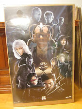 vintage X-men United X2   2003 Marvel original poster 192
