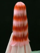 "Party Wigs Super Extra long wigs Silky Pink/Red    31"" PCF36YY4"