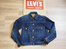 Levis LVC 507 Type 2 Jacket Size: 36/ Small VINTAGE CLOTHING MADE IN USA RARE
