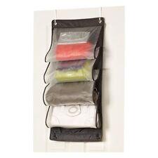 4-Pocket Handbag Purse Closet Storage Organizer Pockets Rack