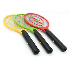 Bug Zapper Racket Electric Mosquito Fly Swatter Killer Insects Handheld