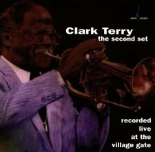 Second Set - Clark Terry (1996, CD NEUF)