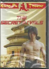 Kung Fu Theater The Secret Rivals DVD 2013 John Liu Hwang Jang Lee New