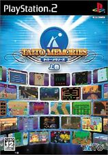 USED Taito Memories Joukan Japan Import PS2