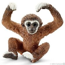 Gibbon Young One Schleich 14718 New Rain Forest Residents Monkey Baby Jungle