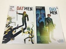 DAY MEN #1-2 (BOOM/GAGNON/MOVIE COMING STELFREEZE/0616171) COMPLETE SET LOT OF 2