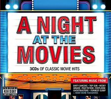 CLASSIC MOVIE / FILM HITS NEW SEALED 3CD SET DIRTY DANCING,FOOTLOOSE,ROCKY ETC