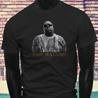 New Biggie Notorious Big It was all a dream Mens Black T-Shirt