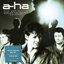 Definitive Singles Collection by a-ha (CD, Jun-2005, Wea/Warner Special Marketin