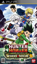 PlayStation Portable PSP Import Japan  HUNTER X HUNTER Wonder Adventure