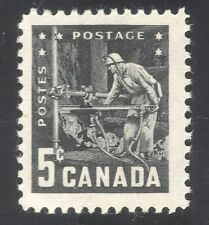 Canada 1957 Coal Mining/Minerals/Miner/Workers/Energy/Industry 1v (n34627)