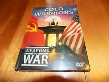 WEAPONS OF WAR COLD WARRIORS Superpowers Iron Curtain Weapons Soviet US DVD NEW
