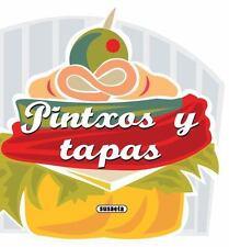 Pintxos y tapas (Recetas para Cocinar) (Spanish Edition)-ExLibrary