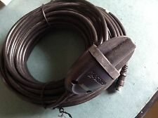 EUC TERK SIRIUS Satellite Radio Antenna Extension Cable, 50', SIR-EXT50