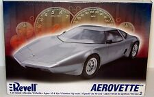 Aerovette Revell 85-2067 1/25 Scale New Plastic Model Car Kit
