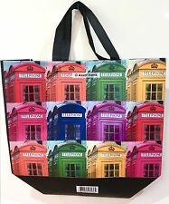 Riutilizzabile Shopping Bag, le cabine telefoniche, shopping bag, grande e forte.