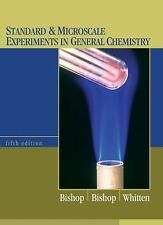 Standard and Microscale Experiments in General Chemistry by Kenneth W....