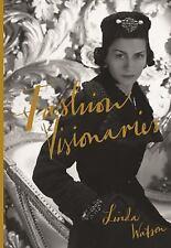 Fashion Visionaries, Watson, Linda, Good Book