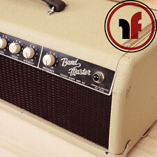 1960's Fender Bandmaster Head. Recently Serviced Great Condition.