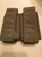 NEW Khaki Eagle Industries Double 40MM Grenade Magazine Pouch 40MM-2-MS-KH #t2