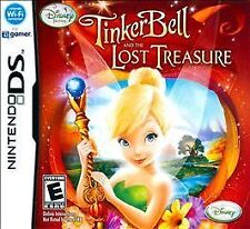Disney Fairies: Tinker Bell and the Lost Treasure (Nintendo DS, 2009) DS NEW