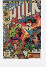 INCREDIBLE  HULK 166 FN- 5.5  CONDITION 100S MORE MARVEL BRONZE SILVER IN STOCK