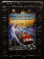 Disney 2016 Star Wars HyperSpace Mountain Tomorrowland Pin