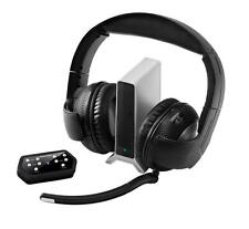 Thrustmaster Y-400Pw 2.4G Wireless Gaming Headset Microphone USB PS3 PS4 PC MAC