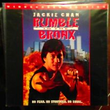Rumble In The Bronx / Widescreen  - LASERDISC  Buy 6 for free shipping