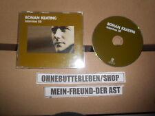 CD Pop Ronan Keating - Interview (23 min) Promo POLYDOR