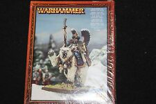 Games Workshop Warhammer Tsar Boris of Kislev on Polar Bear BNIB New Sealed Box