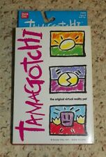 1997 Tamagotchi - #1800 - Tamagotchi Red & Green - New in Package