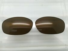 Custom Rayban RB 4115 Replacement Lenses Brown POLARIZED NEW!!