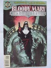Bloody Mary: Lady Liberty #1 (1997) Garth Ennis & Carlos Ezquerra  VF/NM
