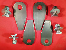 Hayter Hayterette Blade Tips & Bolts Kit 001A 001C 001D Quality British Made