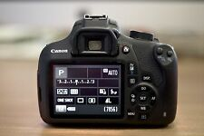 Infrared 590 nm Canon EOS 1200D 18.0MP Digital SLR DSLR Camera-Black (Body Only)