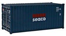 H0 Container 20 Foot Seaco 8054 NEU