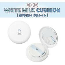 Stylenanda 3CE White Milk Cushion SPF50+ PA+++ Brightening - Korean Cosmetics