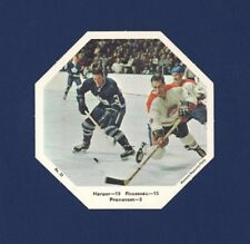 1967-68 York Peanut Butter *IN ACTION* #33 NMMT HARPER ROUSSEAU PRONOVOST !!