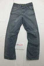 Levi's engineered 794 jeans usato (Cod.U429) Tg.43 W29 L34 boyfriend