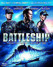 Battleship (Blu-ray, 2012) Brand New & Sealed