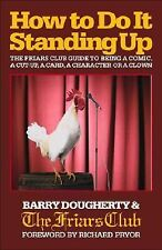 Barry Dougherty - How To Do It Standing Up (2002) - Used - Trade Paper (Pap